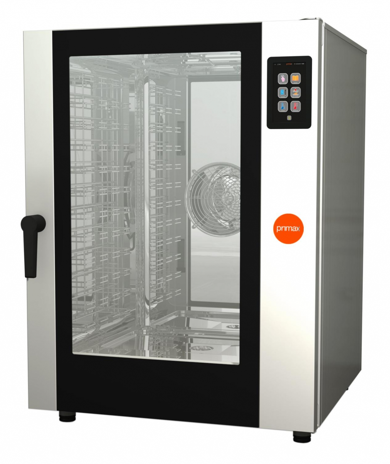 Bakery oven 16x 60x40 Touch