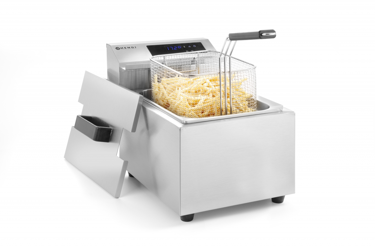 Deep fryer 8L, digi