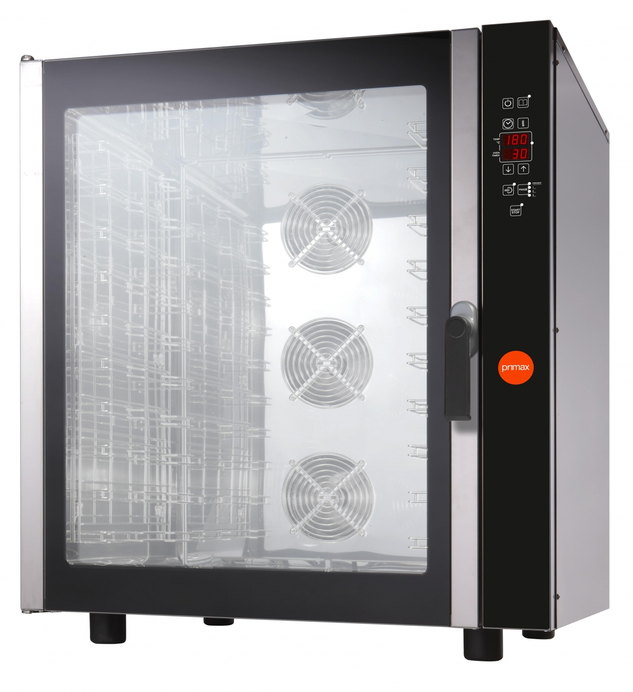 Gas oven PlusBakery 10x 40x60 P