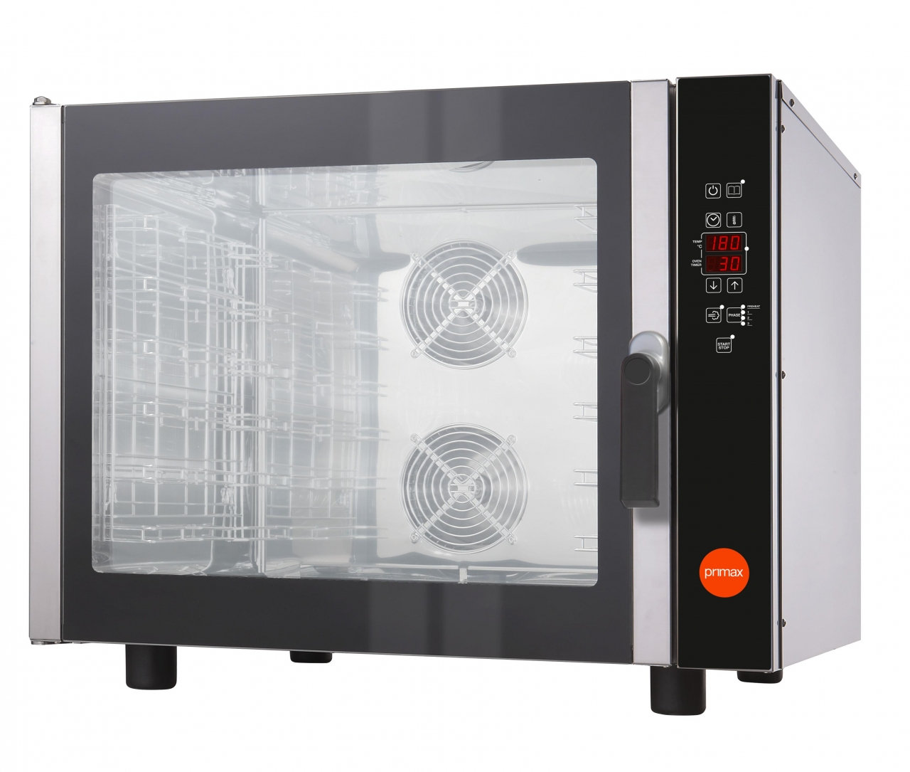 Gas oven PlusBakery 6x 60x40 P