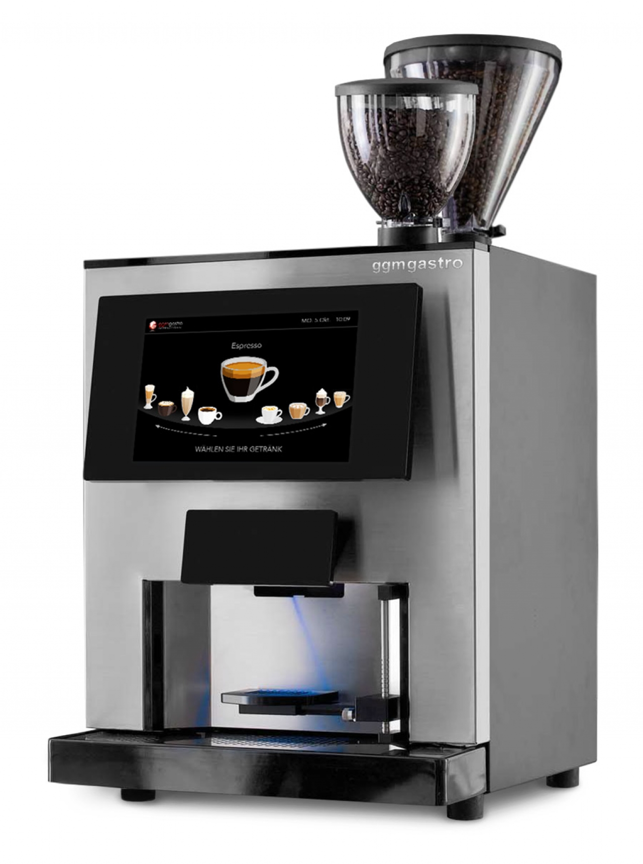 Fully-automatic coffee machine