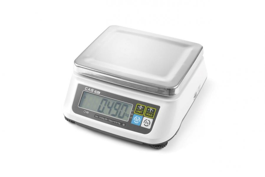 KITCHEN SCALE 15kg