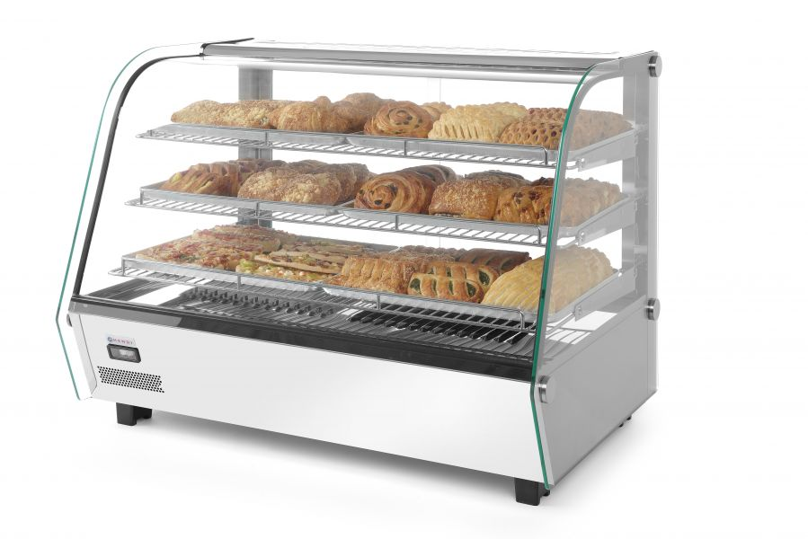 HEATED COUNTERTOP 160L