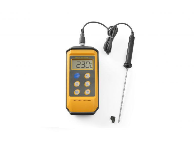 SHOCK PROOF THERMOMETER