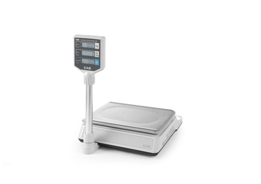 COUNTING SCALE WITH PILLAR 15kg