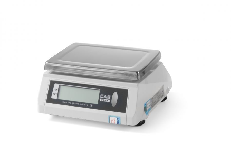 KITCHEN SCALE, WATERPROOF, 30kg